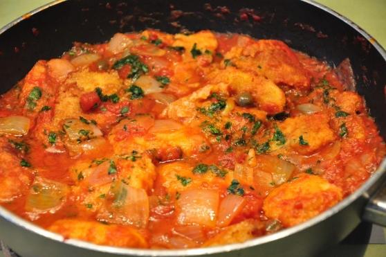 La vera ricetta del Baccalà alla Livornese