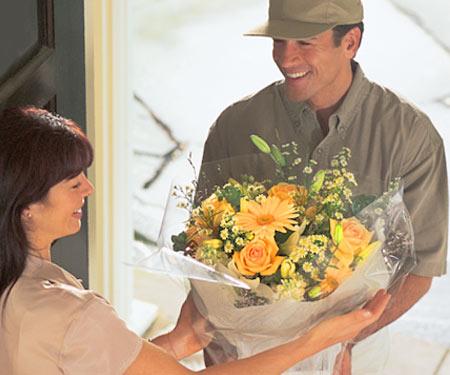 Consegna dei fiori a domicilio: prova ItalianFlora