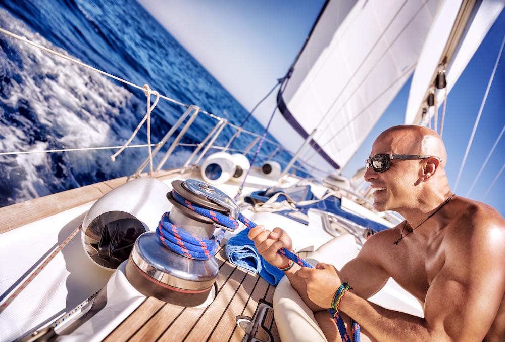 Uno skipper per le tue vacanze in barca a vela