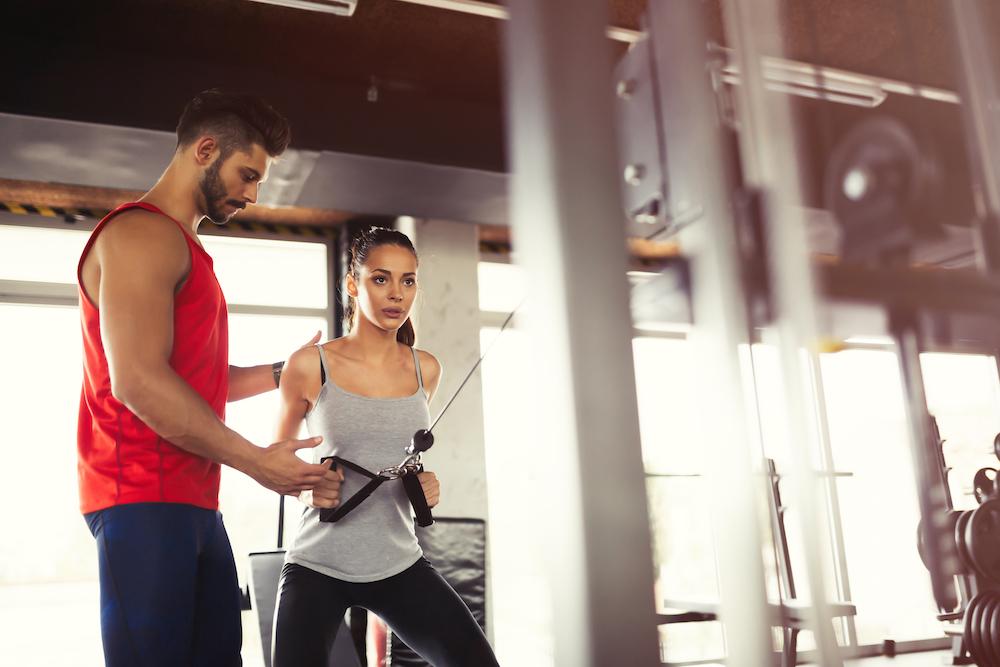 Il corso per diventare un Personal Trainer provetto