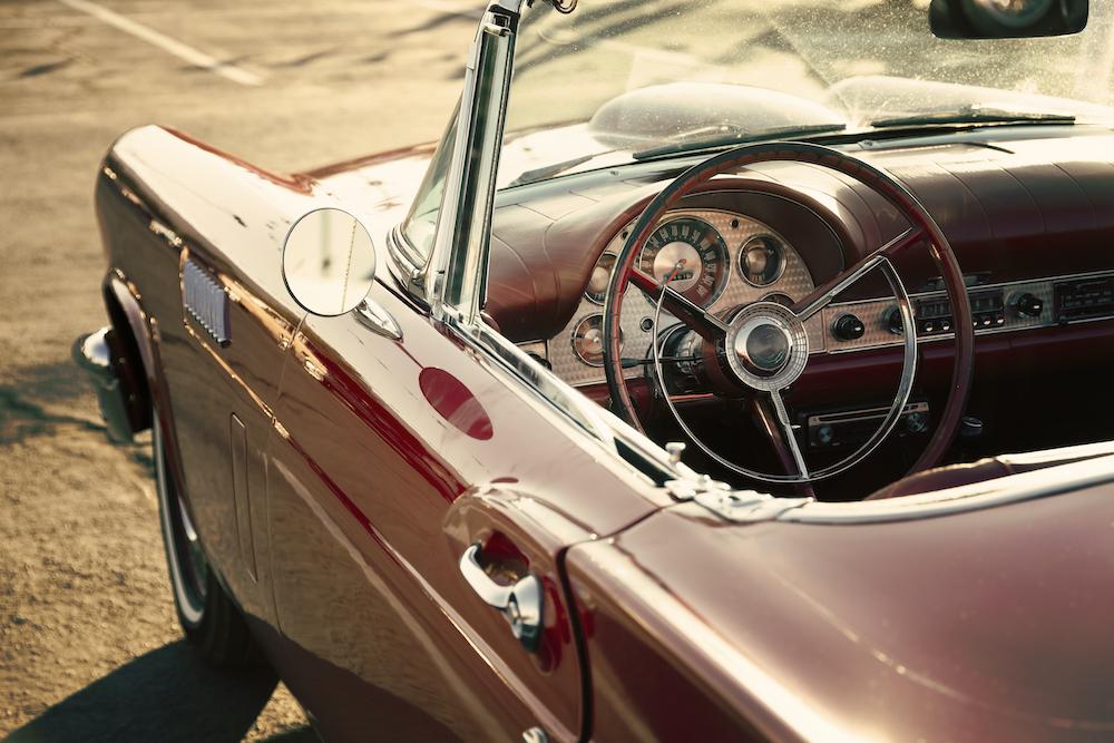 Tutti i vantaggi di possedere un'auto d'epoca